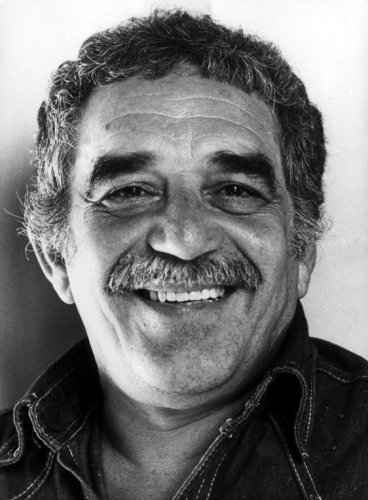 """Gabriel Garcia Marquez, one of the world's best writers. """"Gabriel Garcia Marquez 2"""". Licensed under Creative Commons Attribution-Share Alike 3.0-nl via  Wikimedia Commons"""