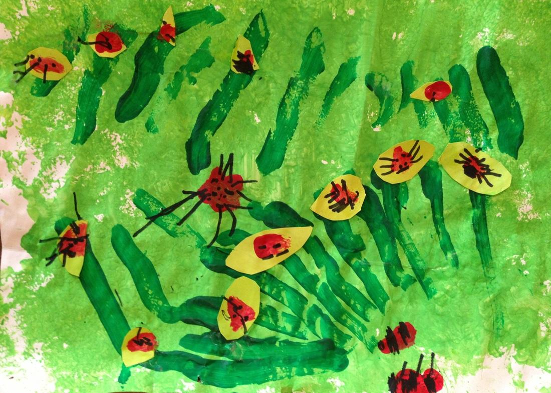Nursery: Ladybugs