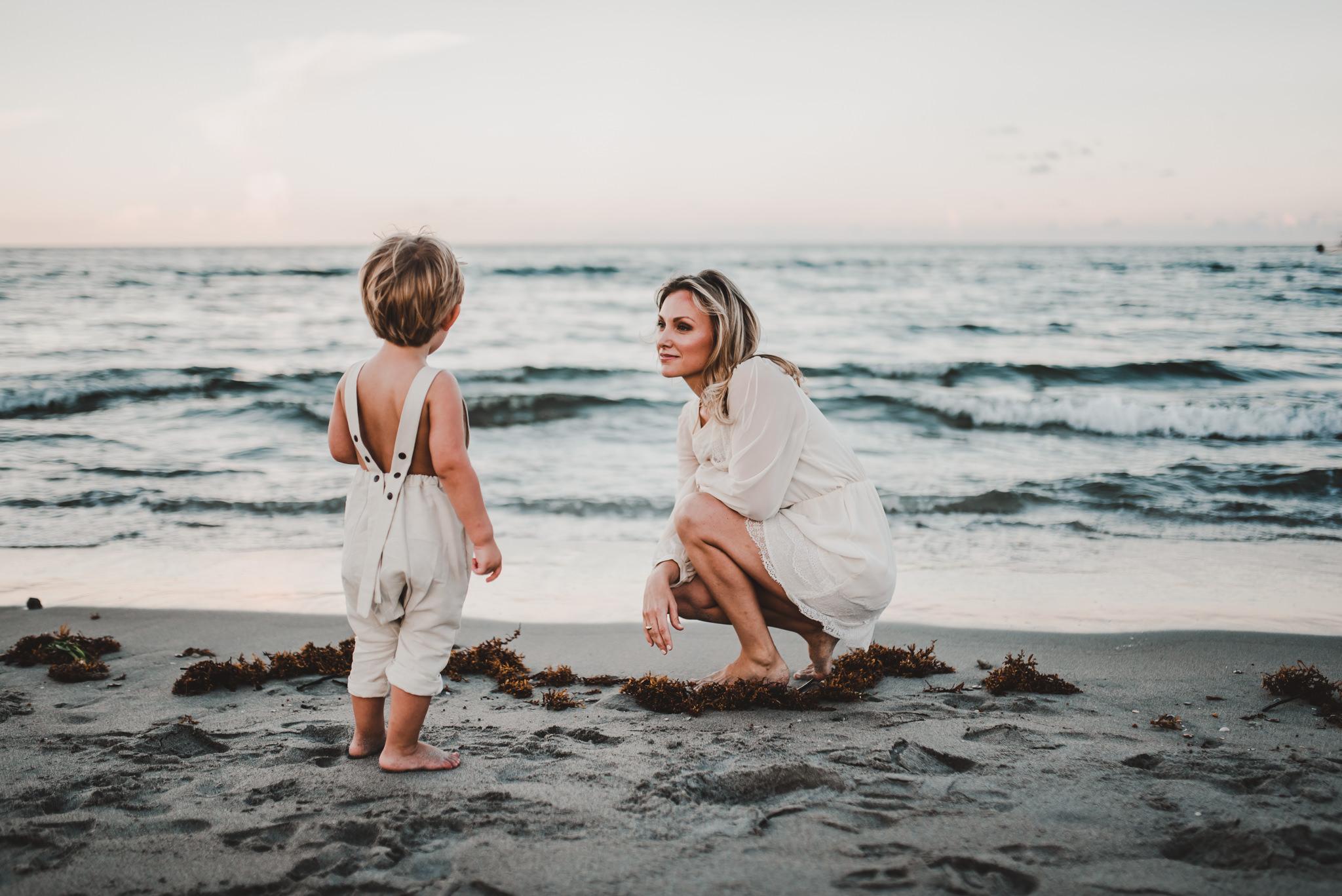 twyla jones photography - treasure coast florida - mother son at the beach--8.jpg