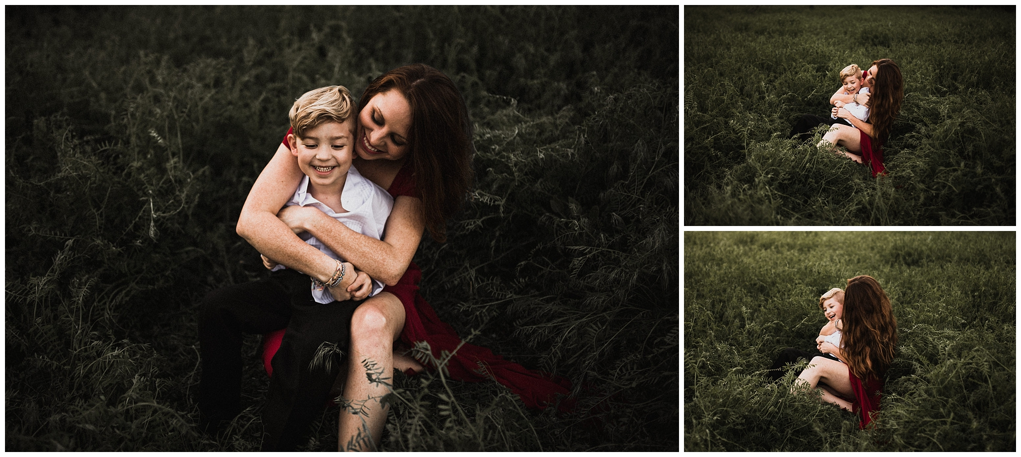 twyla jones photography | south florida family photographer | mother son session in a meadow-20160420-_TDJ4007.jpg