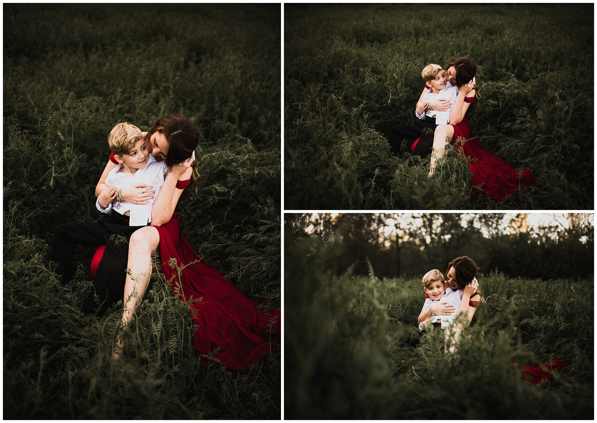 twyla jones photography | south florida family photographer | mother son session in a meadow-20160420-_TDJ4043.jpg