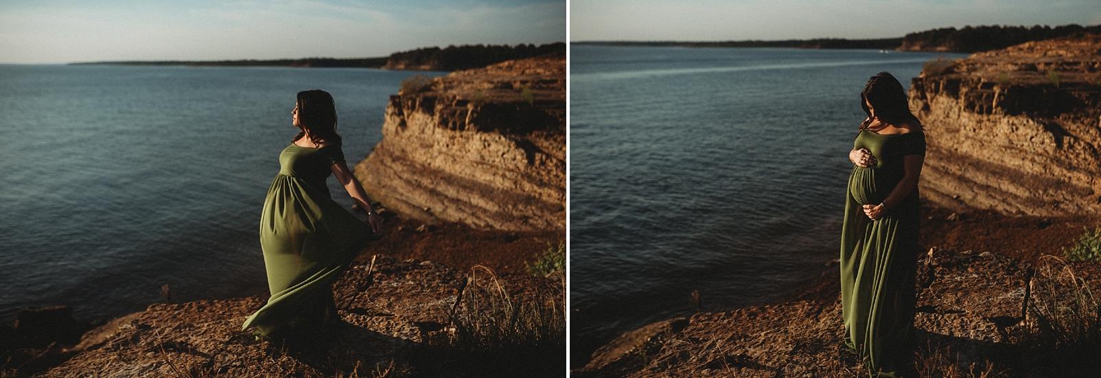 twyla jones photography - www.twylajones.com - sunset family maternity photoshoot dallas texas lake-TDJ_9135.jpg