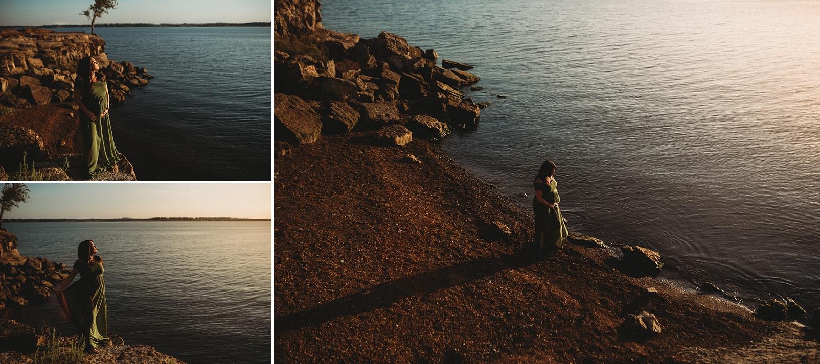 twyla jones photography - www.twylajones.com - sunset family maternity photoshoot dallas texas lake-TDJ_9389.jpg