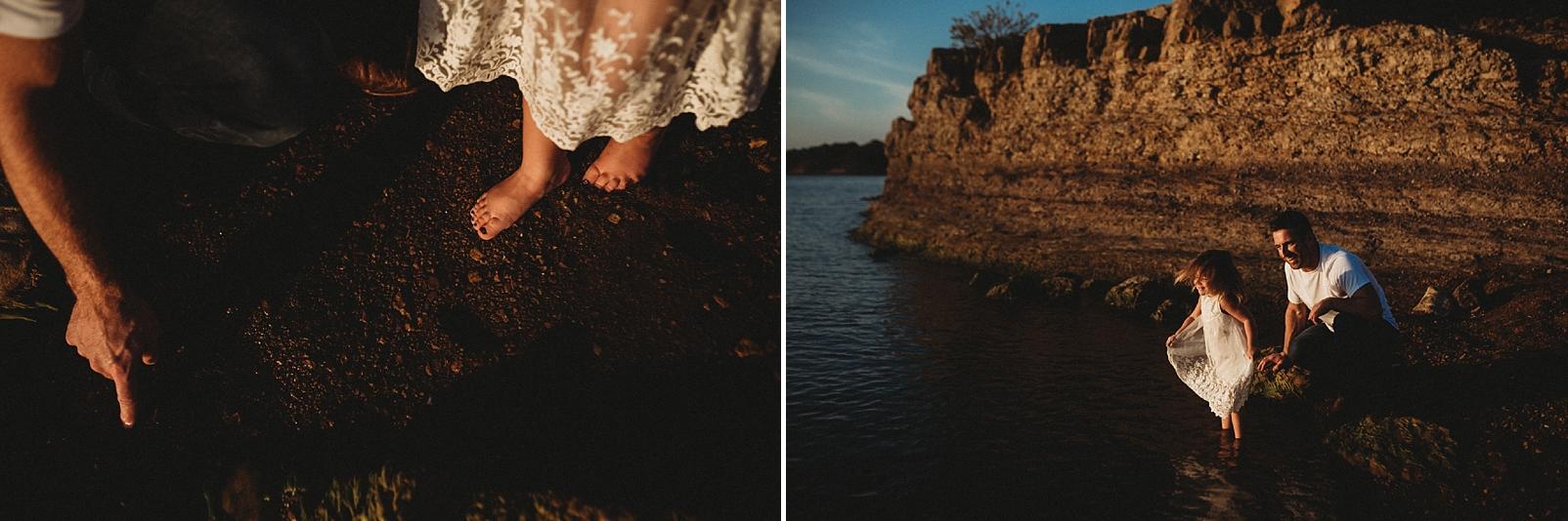 twyla jones photography - www.twylajones.com - sunset family maternity photoshoot dallas texas lake-TDJ_9788.jpg