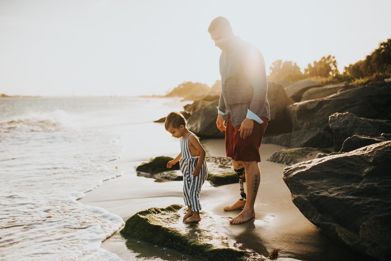 twyla jones photography - south florida family photographer - fort pierce sunset beach family session-4.jpg