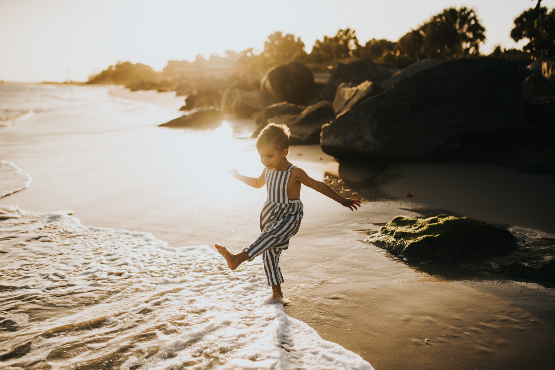 twyla jones photography - south florida family photographer - fort pierce sunset beach family session-6.jpg