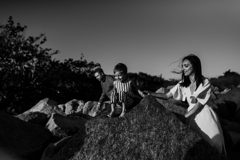 twyla jones photography - south florida family photographer - fort pierce sunset beach family session-8.jpg
