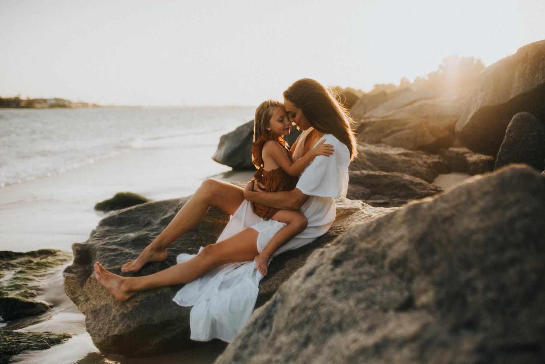 twyla jones photography - south florida family photographer - fort pierce sunset beach family session-25.jpg