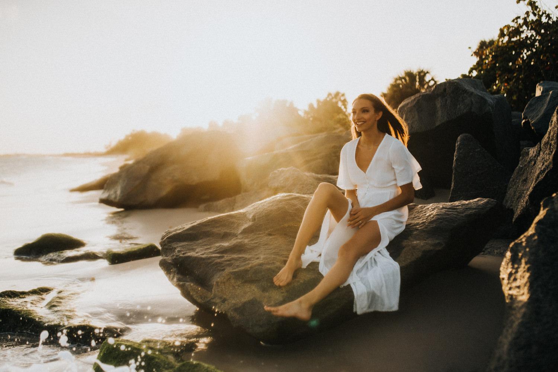 twyla jones photography - south florida family photographer - fort pierce sunset beach family session-33.jpg