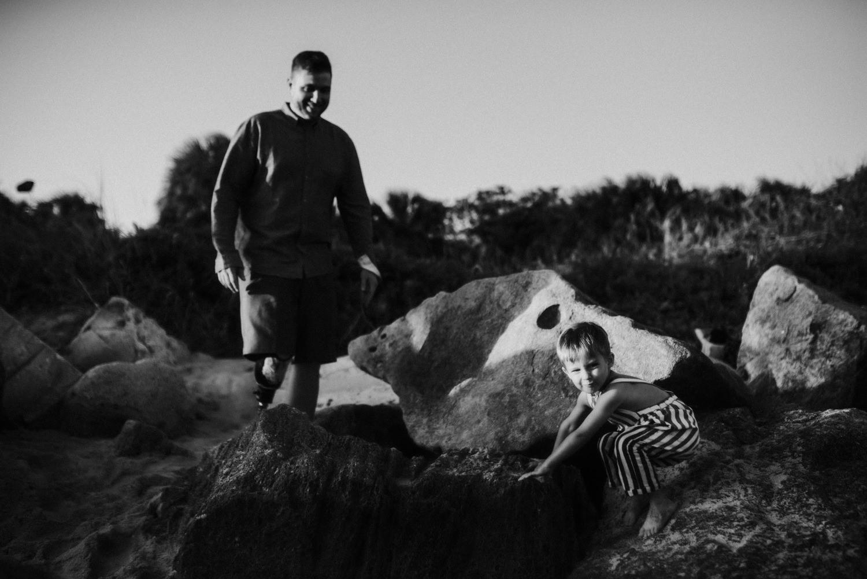 twyla jones photography - south florida family photographer - fort pierce sunset beach family session-35.jpg