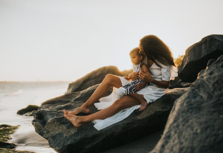 twyla jones photography - south florida family photographer - fort pierce sunset beach family session-36.jpg