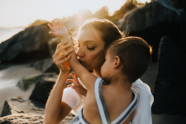 twyla jones photography - south florida family photographer - fort pierce sunset beach family session-42.jpg