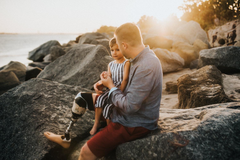 twyla jones photography - south florida family photographer - fort pierce sunset beach family session-50.jpg