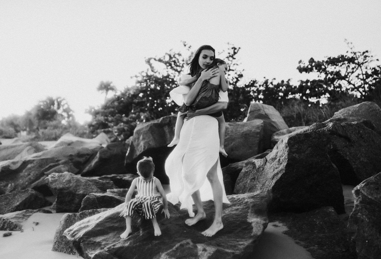 twyla jones photography - south florida family photographer - fort pierce sunset beach family session-52.jpg