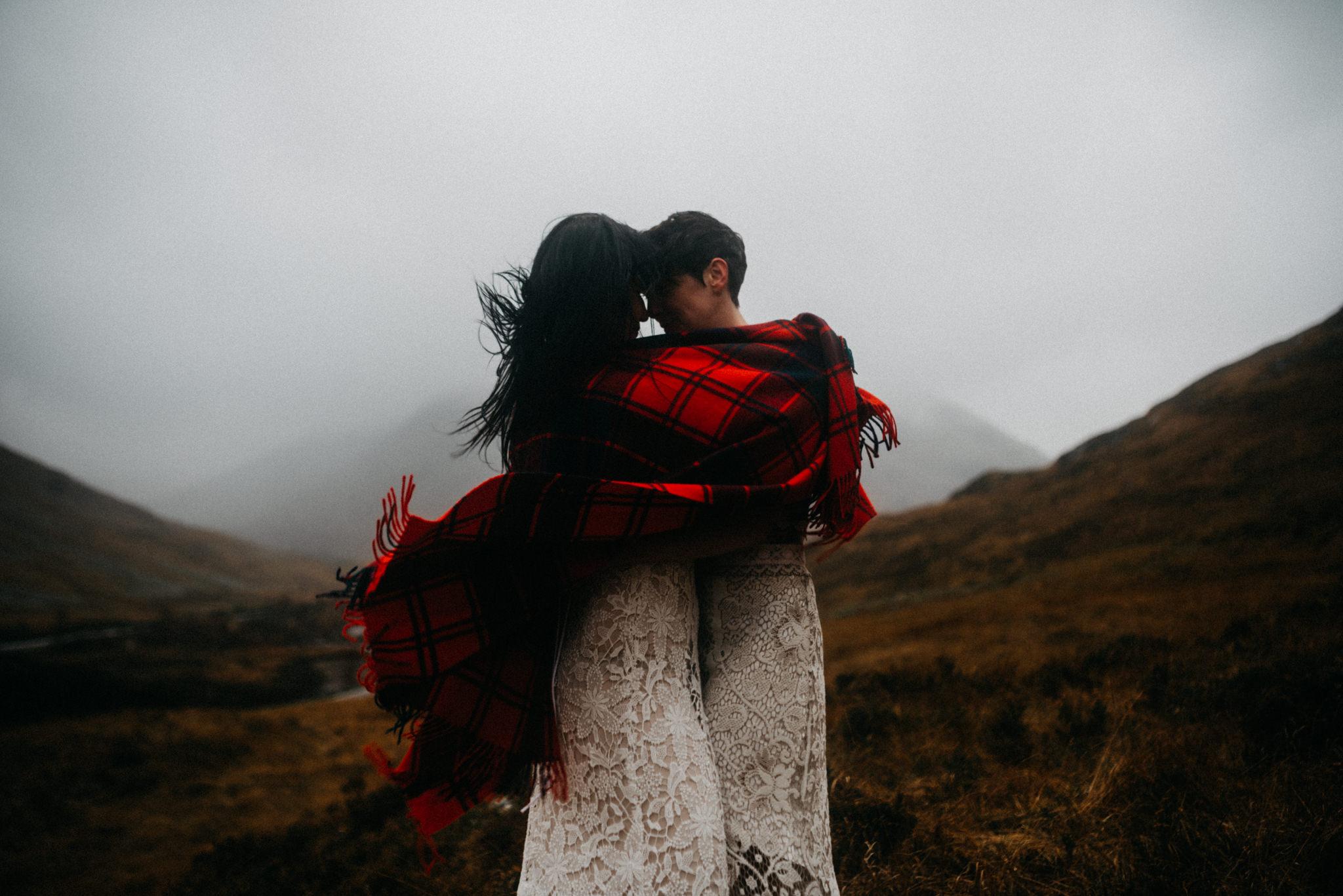 twyla jones photography - scotland glencoe moody same sex elopement brides -11.jpg