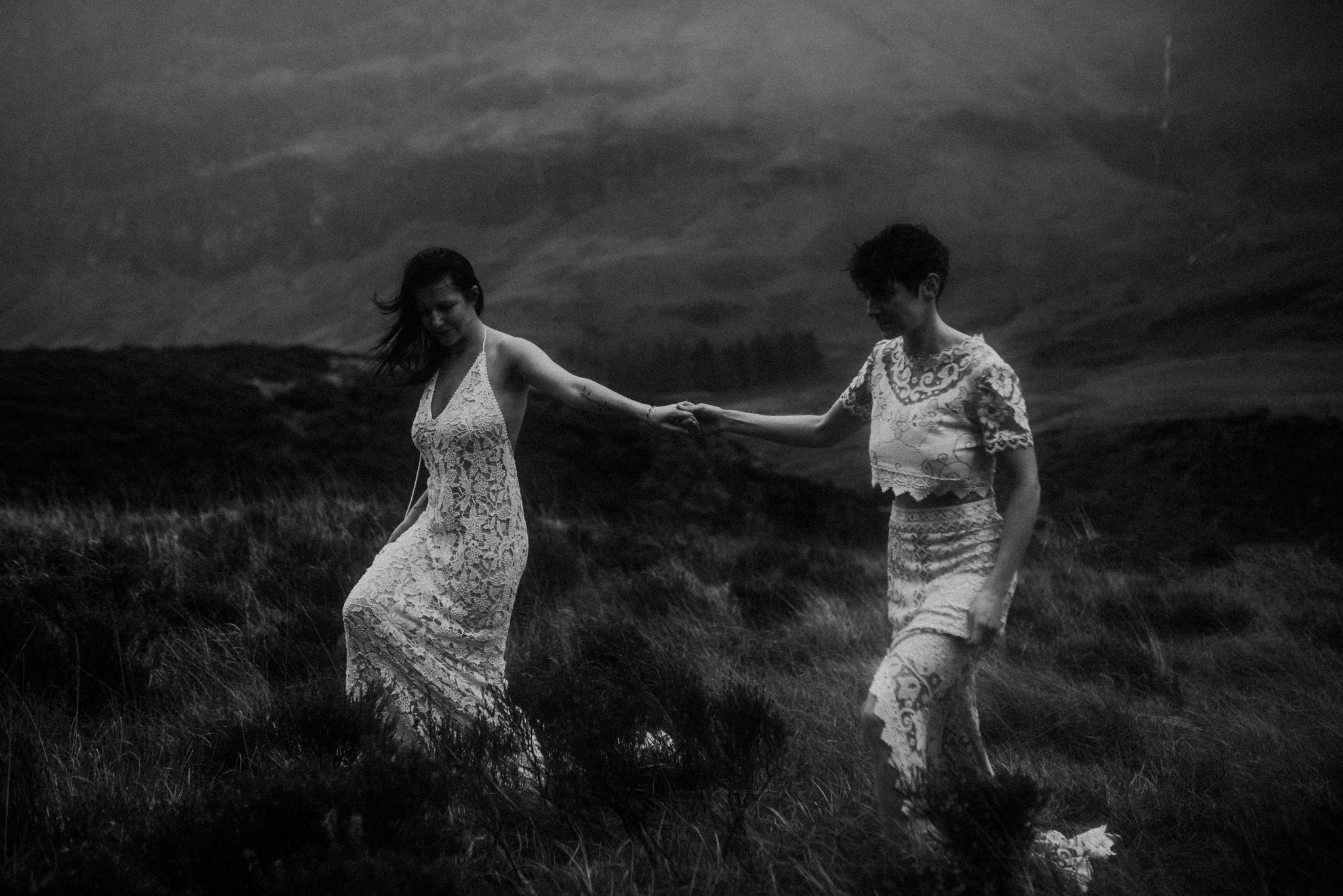 twyla jones photography - scotland glencoe moody same sex elopement brides -17.jpg