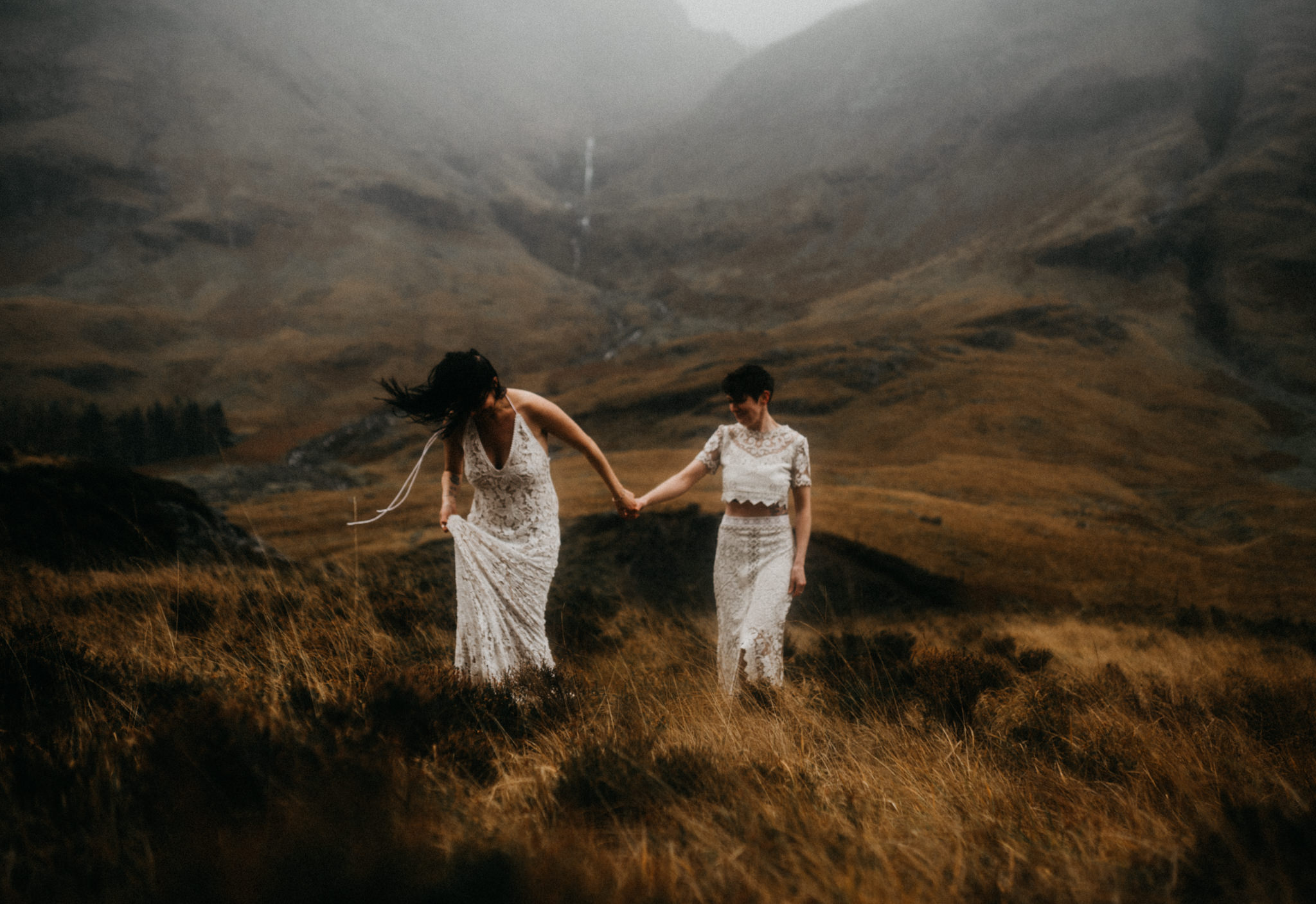 twyla jones photography - scotland glencoe moody same sex elopement brides -19.jpg
