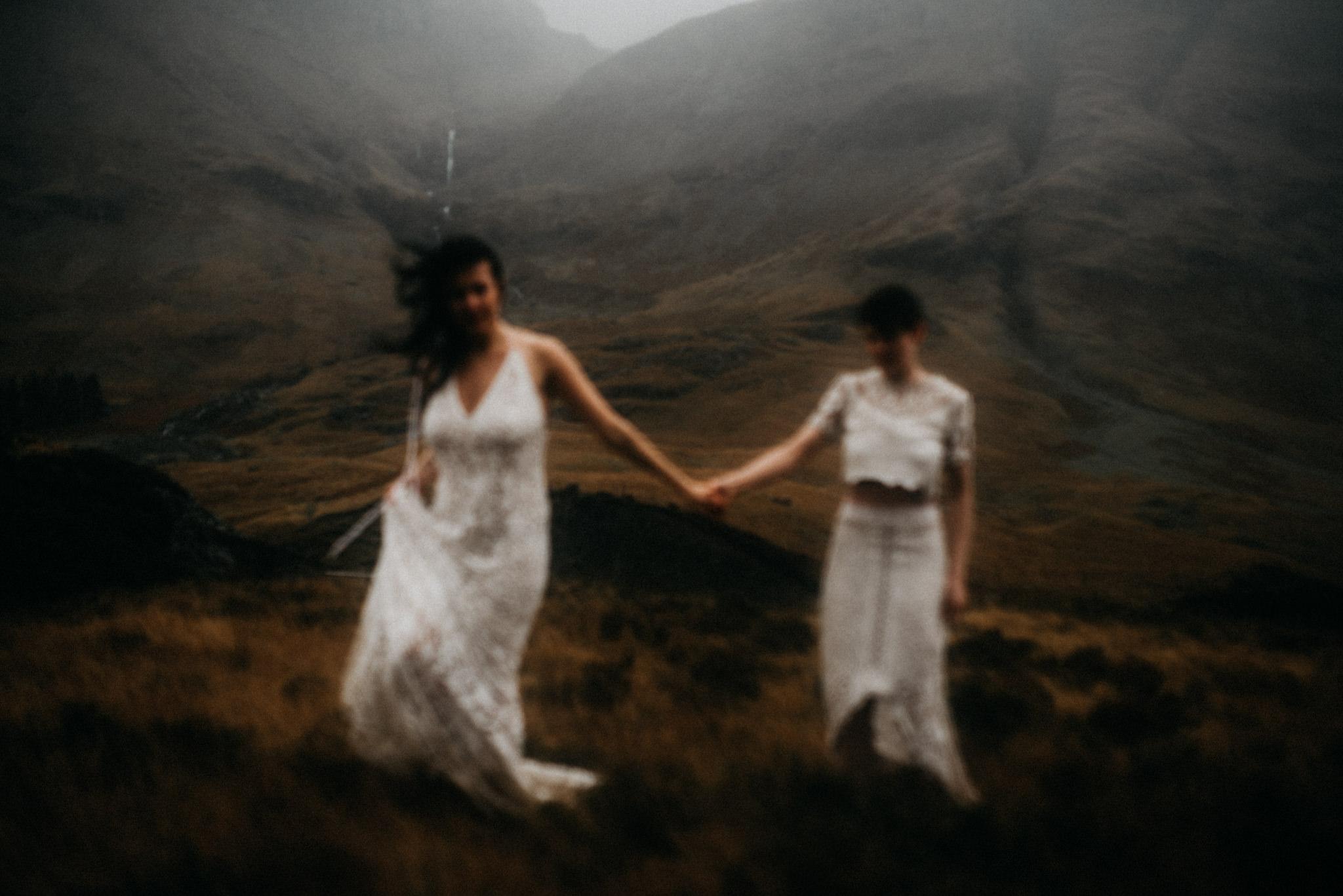 twyla jones photography - scotland glencoe moody same sex elopement brides -23.jpg