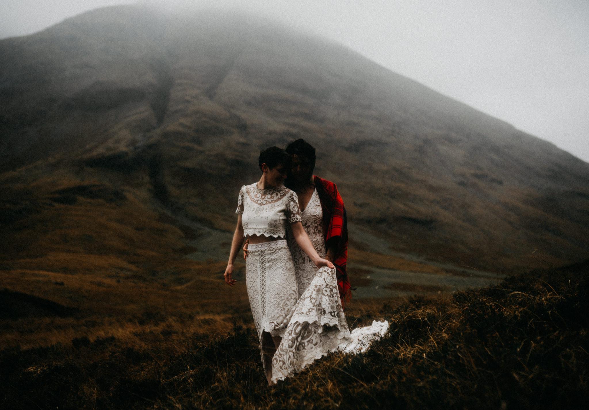 twyla jones photography - scotland glencoe moody same sex elopement brides -28.jpg