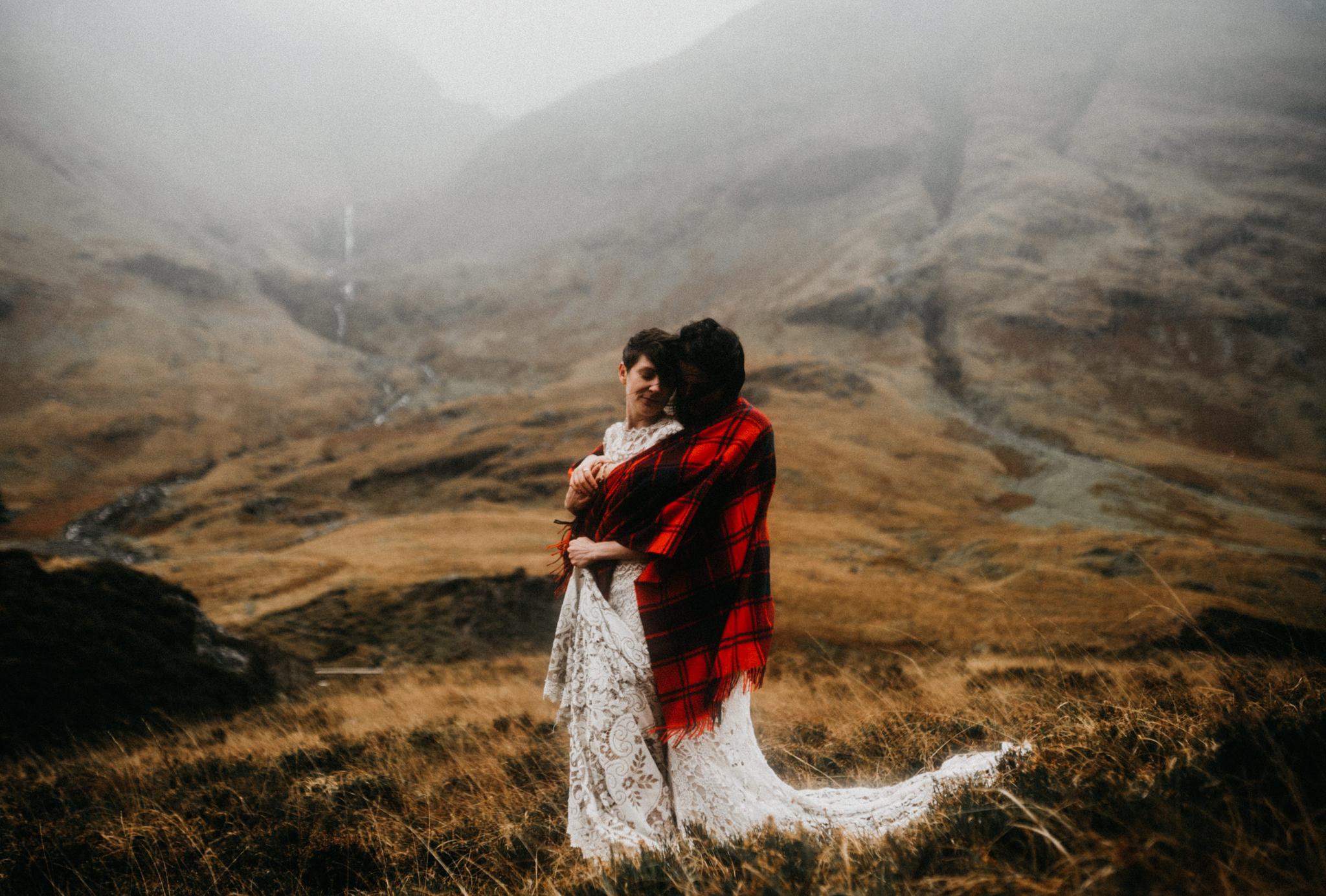 twyla jones photography - scotland glencoe moody same sex elopement brides -32.jpg