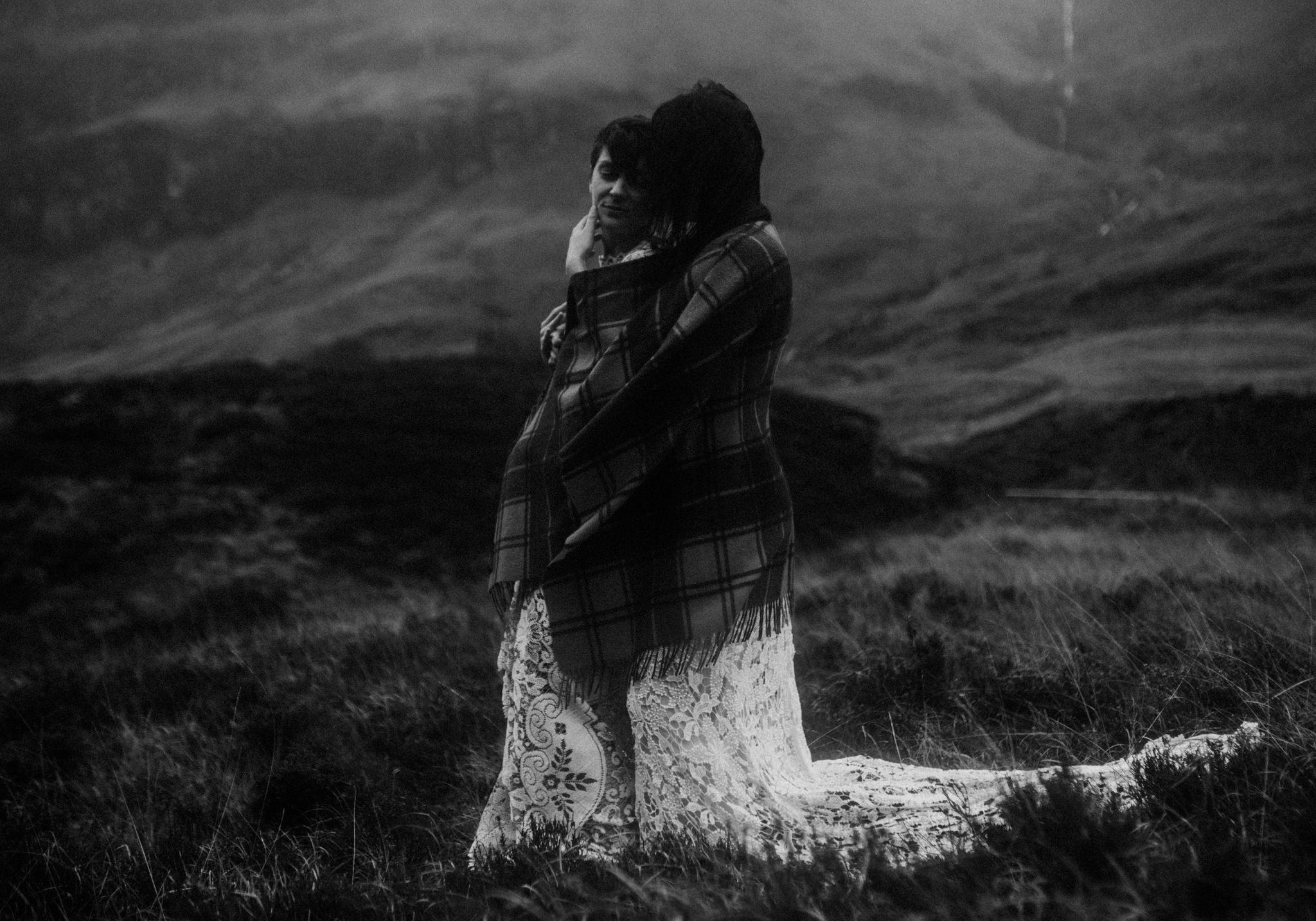 twyla jones photography - scotland glencoe moody same sex elopement brides -35.jpg