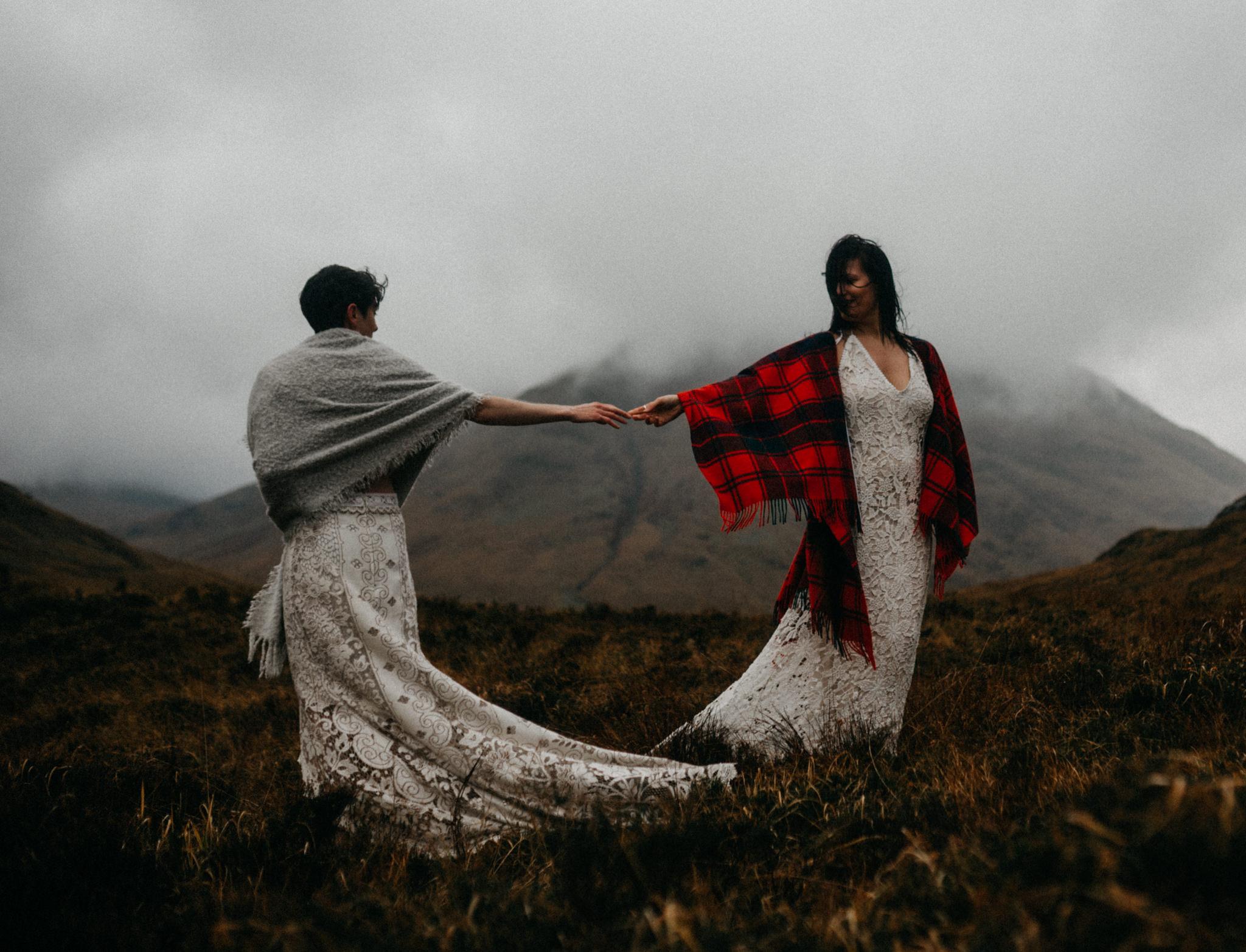 twyla jones photography - scotland glencoe moody same sex elopement brides -37.jpg