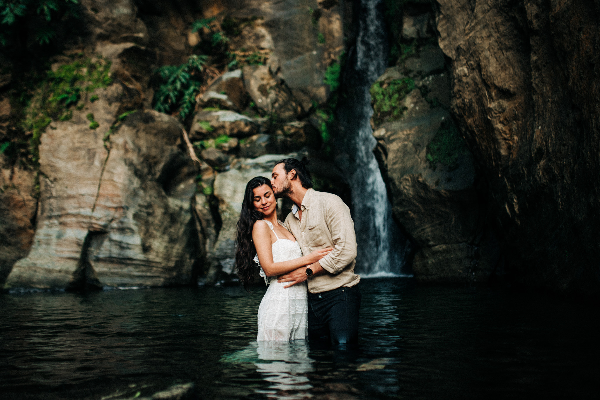 twyla jones photography - portugal azores waterfall couples engagement elopement -40.jpg