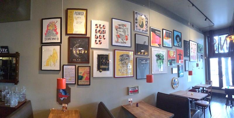 West Wall @ Saint John's Bar & Eatery