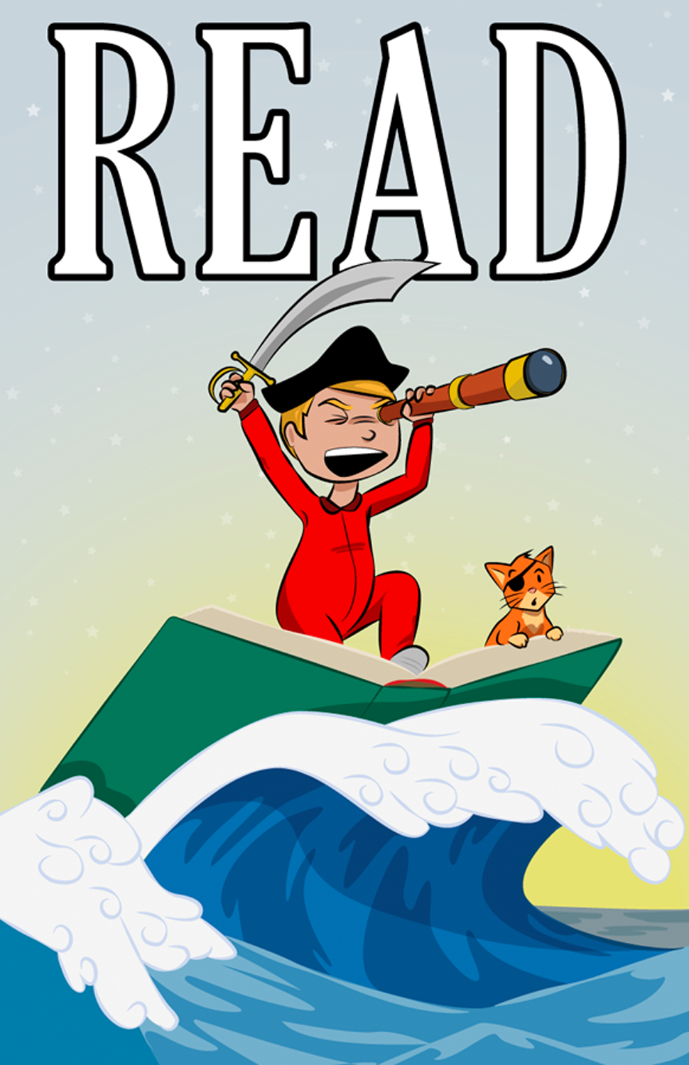 READ Library Poster