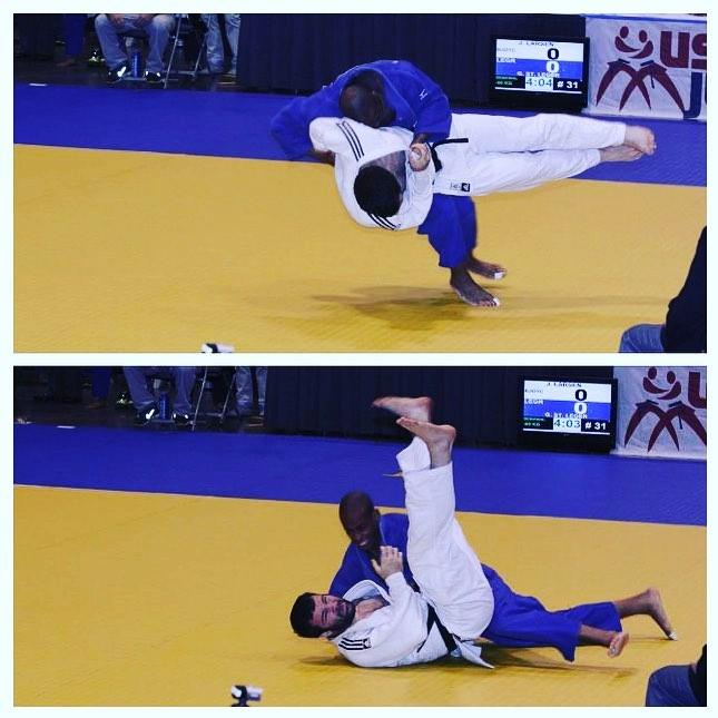 Jiu Jitsu Taekdown