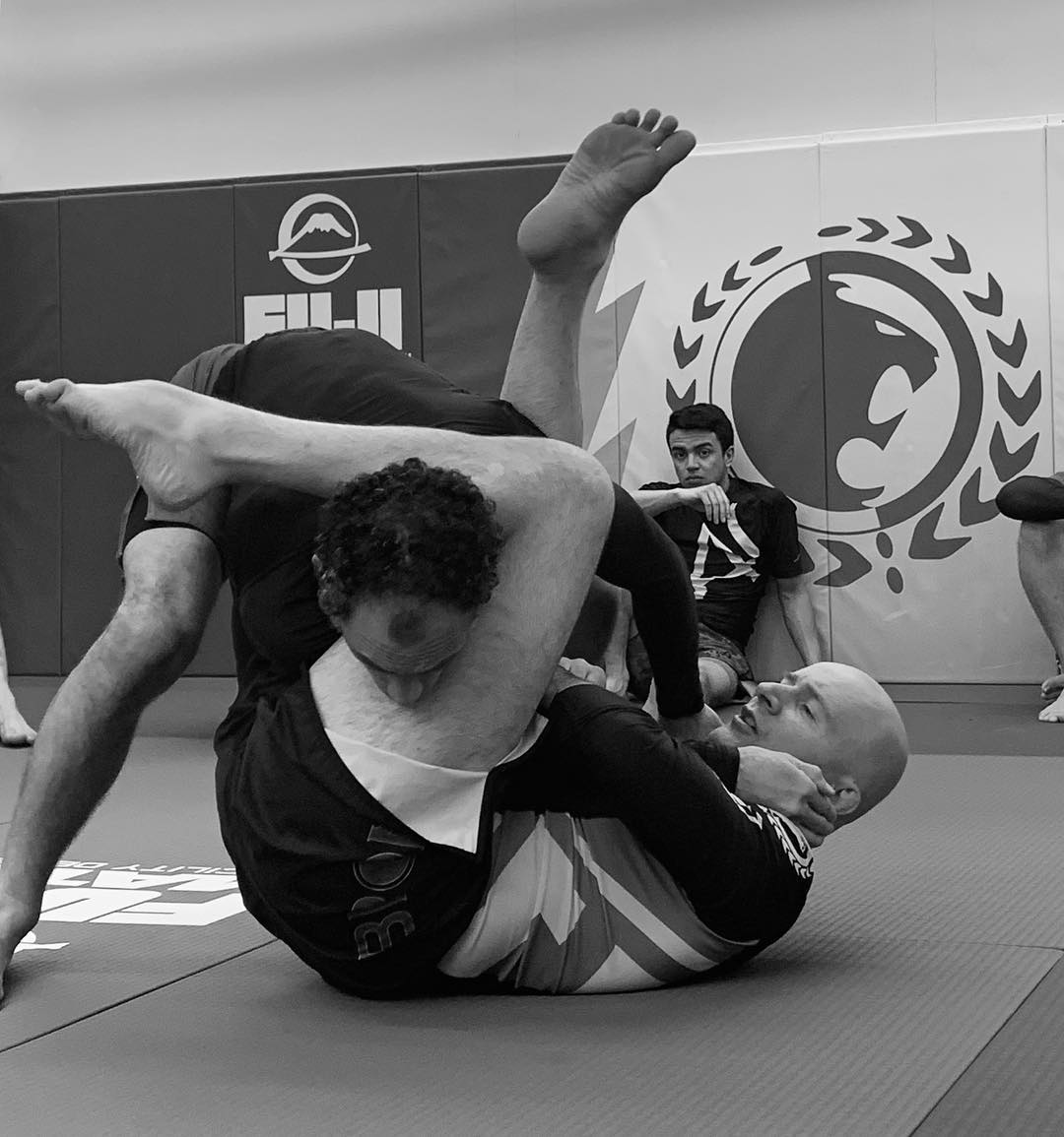 Different Arm Bar