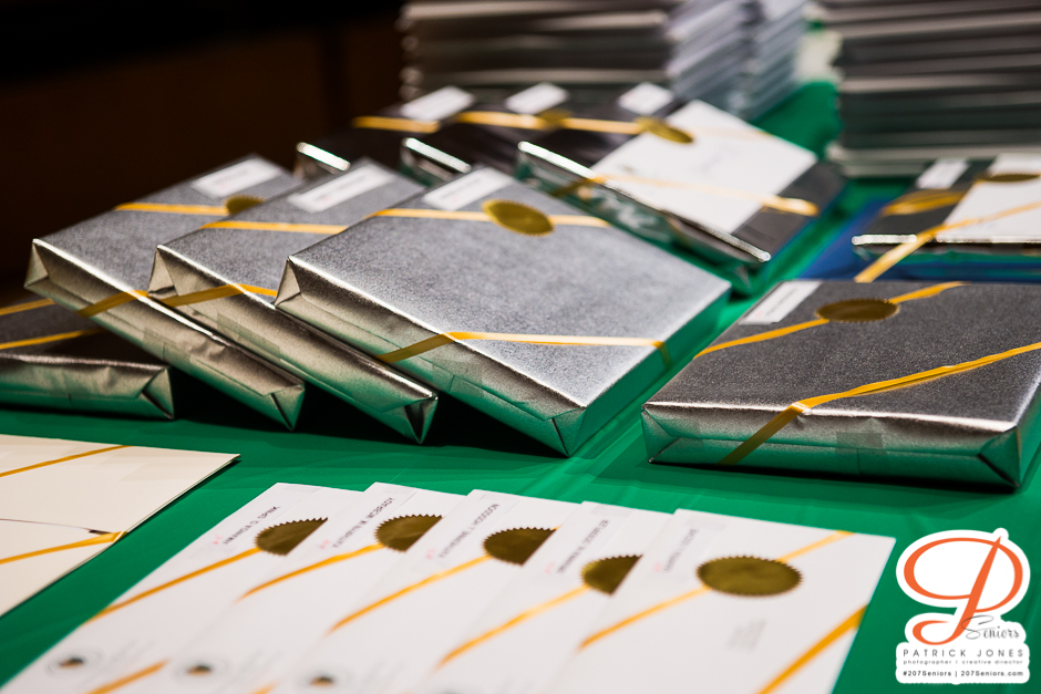 Gift Boxes and Awards | Catherine McAuley High School