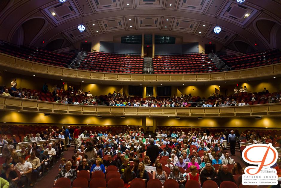 Auditorium seats filled | Catherine McAuley High School