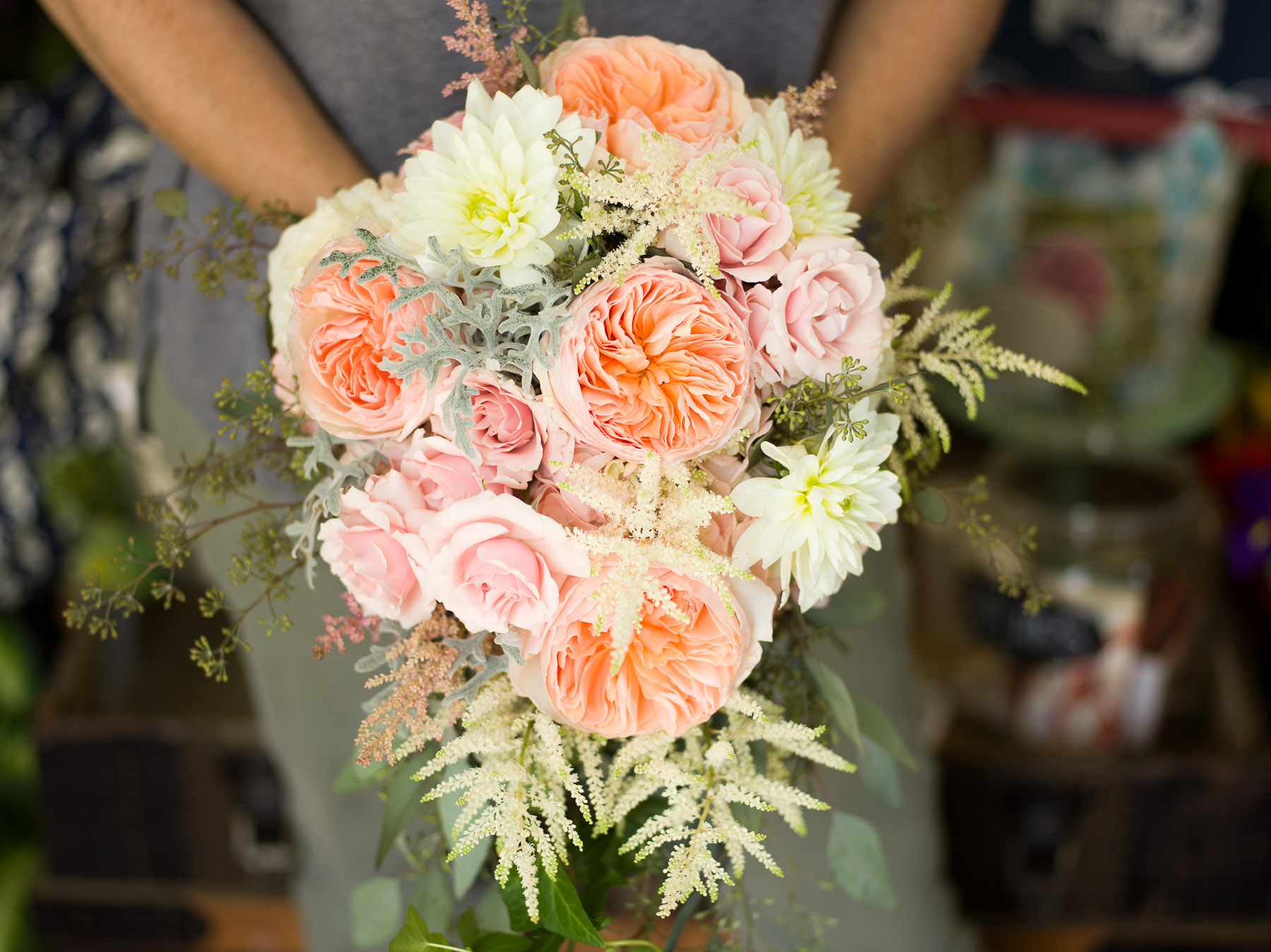 Wedding Bouquet | Portland Maine Wedding Photographer
