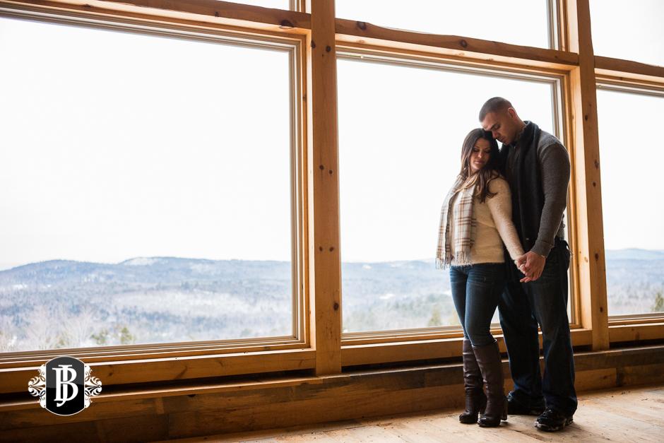 Granite Ridge Engagement Shoot Sneak Peek