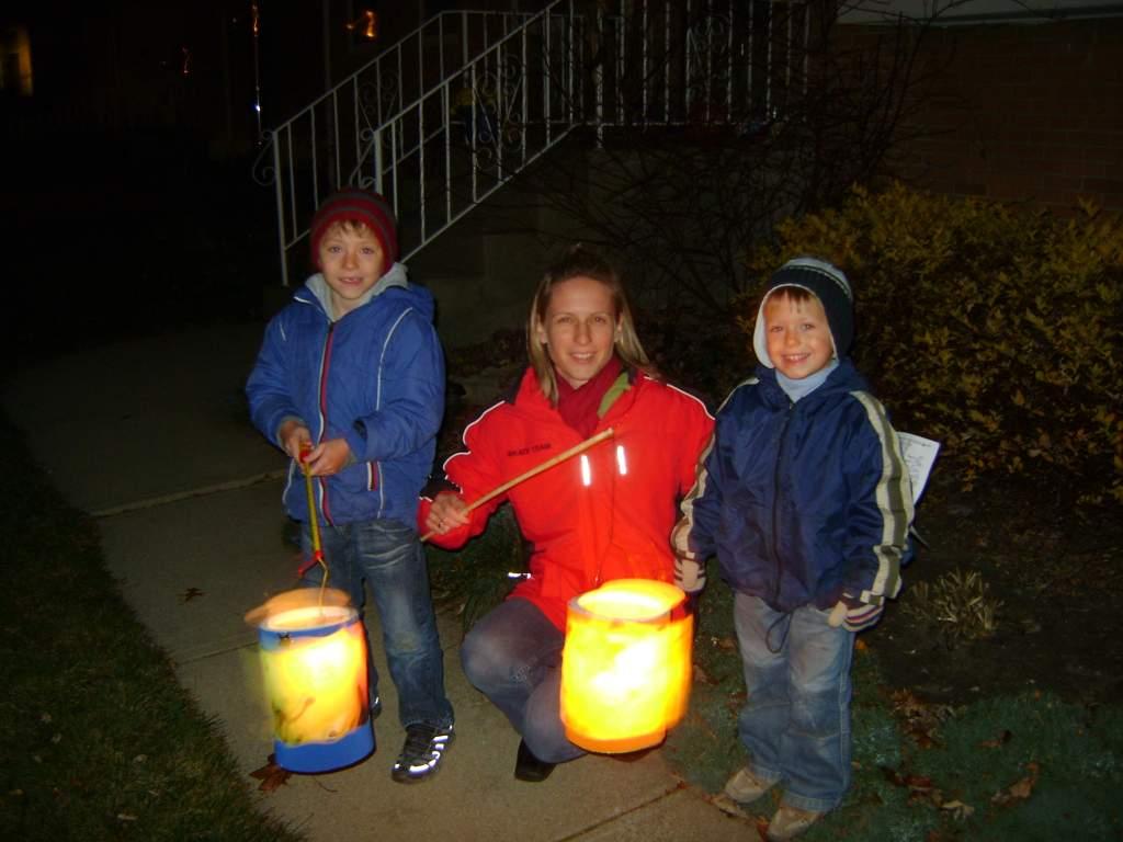 lantern walkers