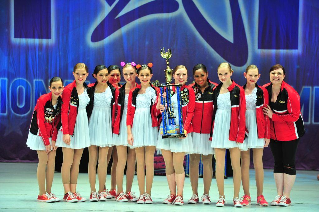 2013 National Champions! Kids Artistic Revue Nationals Toledo, Ohio