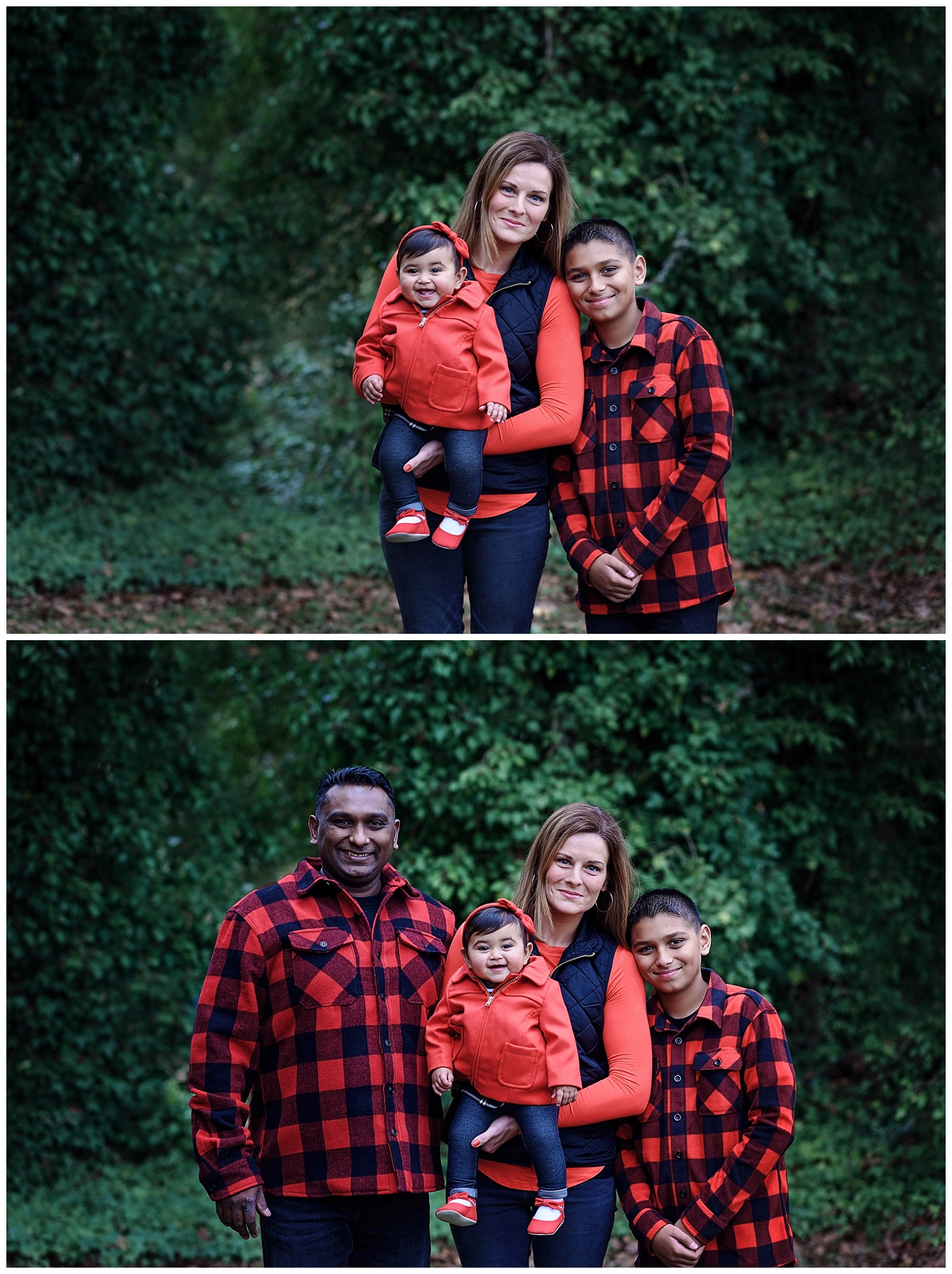 Tacoma Holiday Mini Session