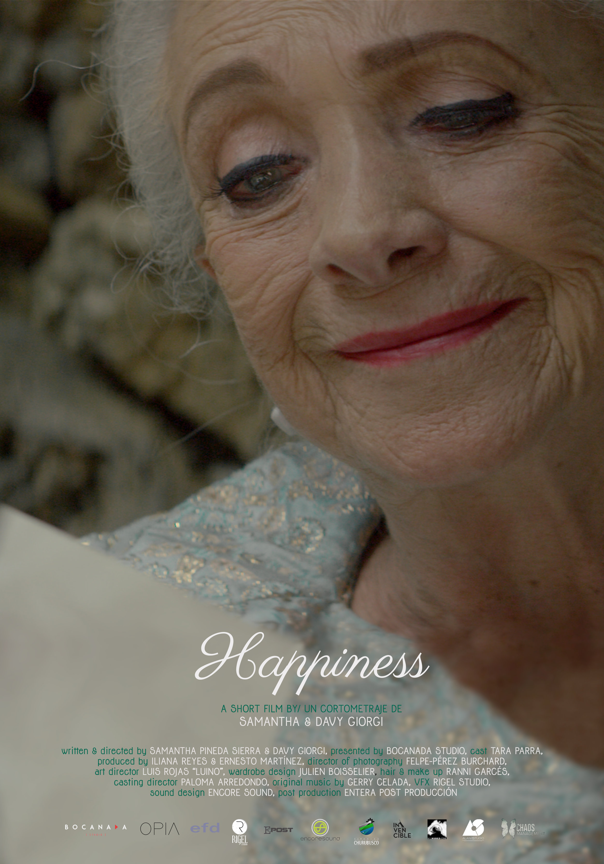 "We had the honor to present ""Happiness"" at the 32nd Festival International de Cine en Guadalajara (FICG 32) last weekend."