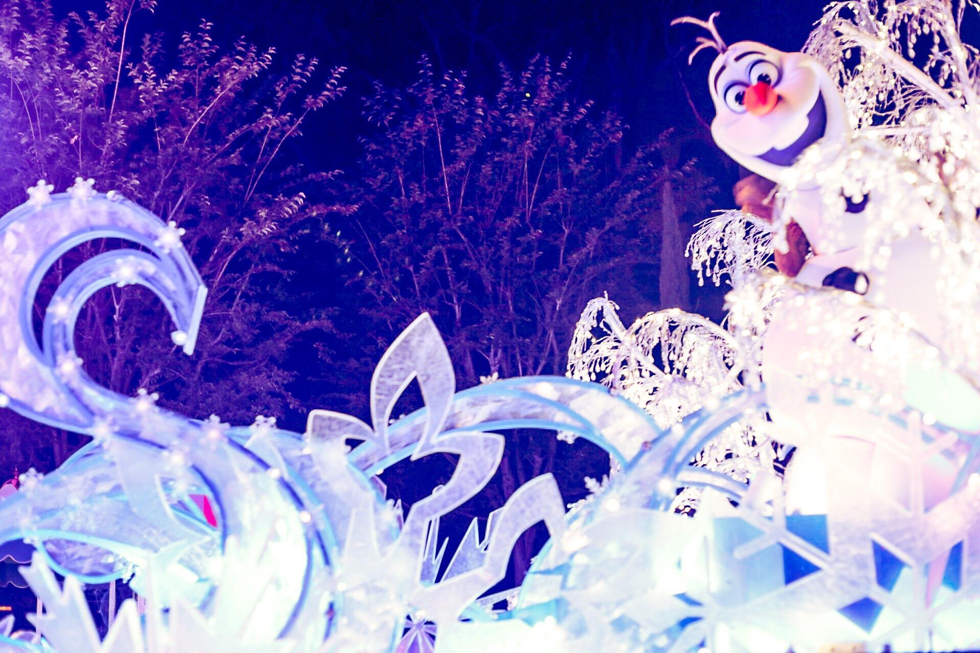 Olaf! Photo Credit: Audrey Montoya @AudreyMontoya