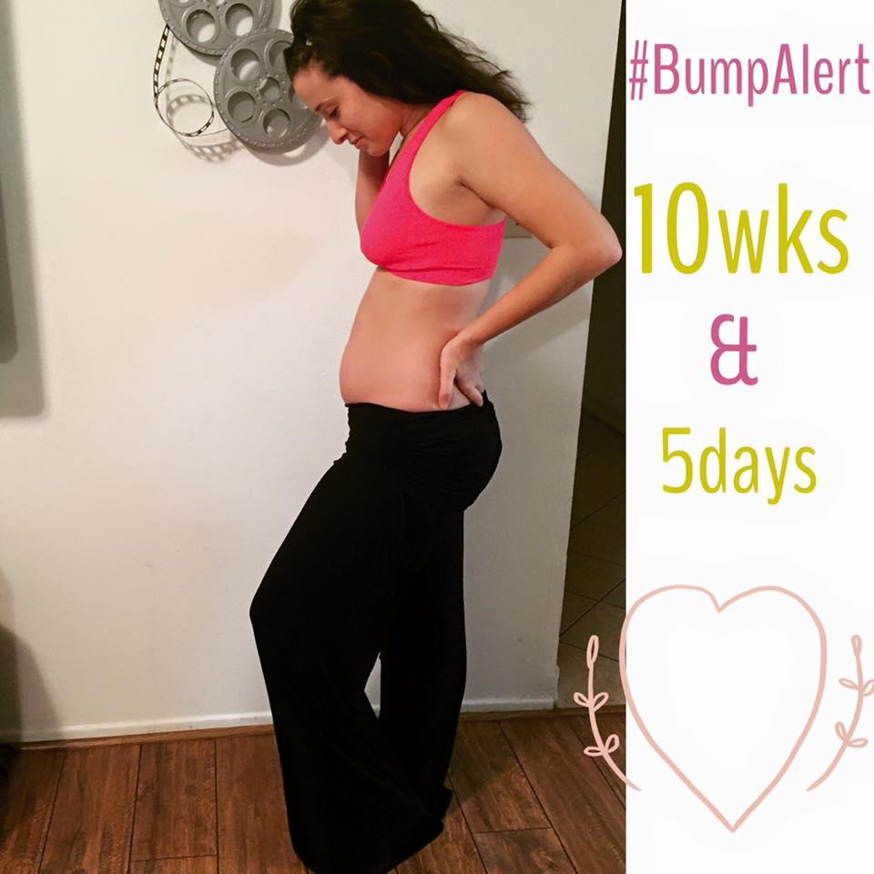 Follow my pregnancy on instagram & Snapchat @NikkiDiazWorld