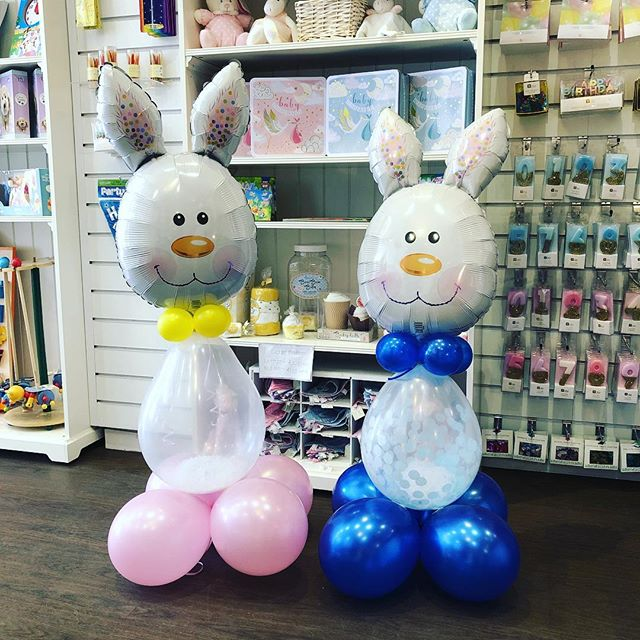 🐣🐰Happy Easter🐰🐣#easterbunny #easter #fun #balloons