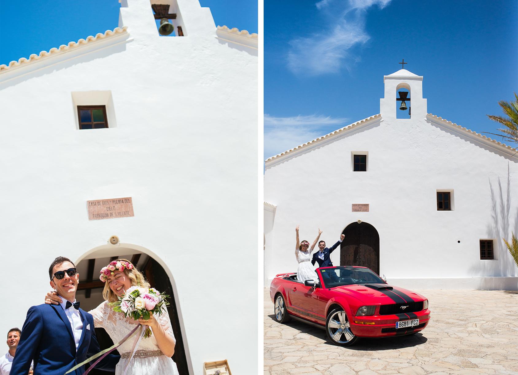 ibizz white church wedding