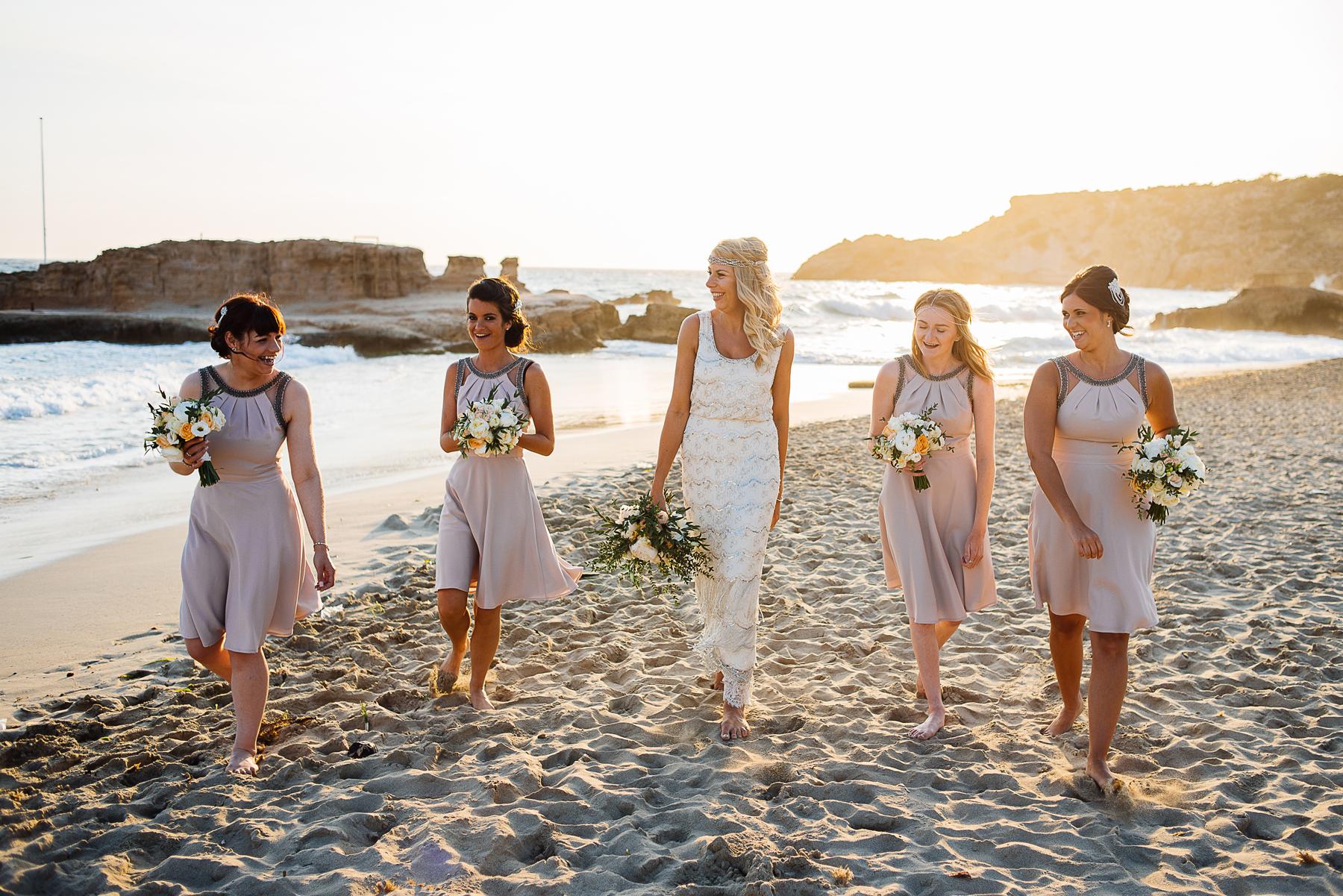 bridesmaids cala tardi