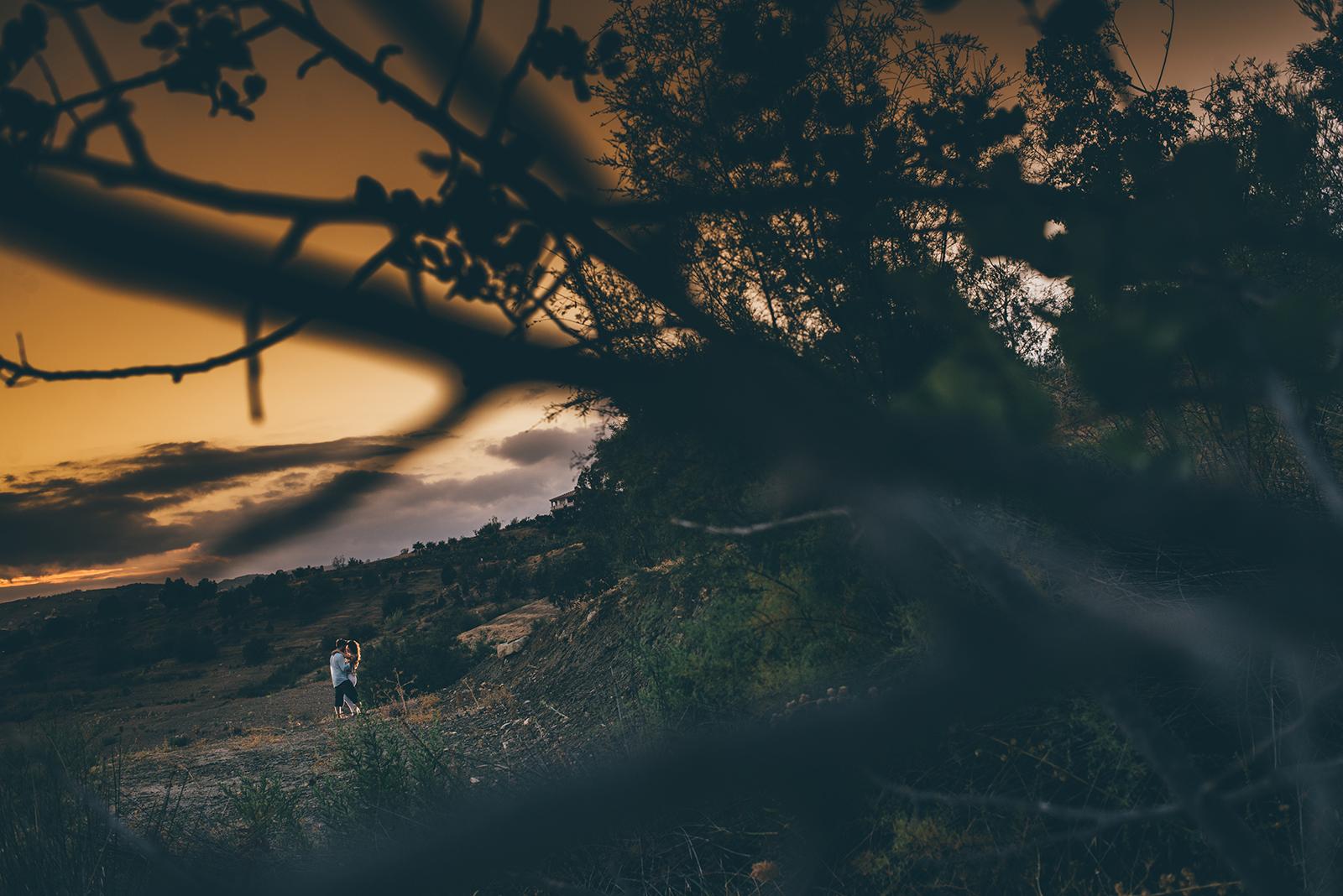 sunsetcoupleweddingspain