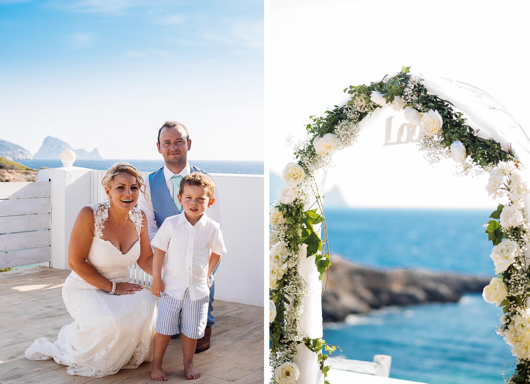 Elixir family wedding