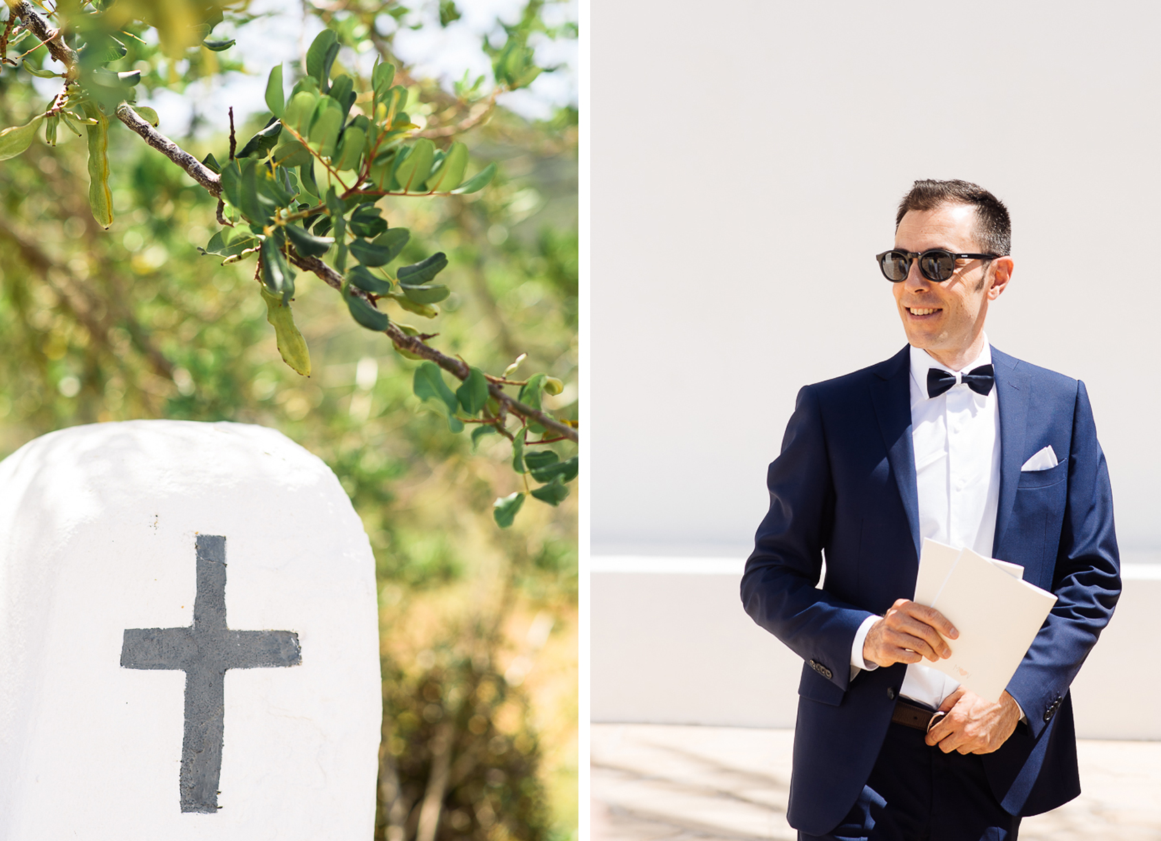 wedding ibiza white