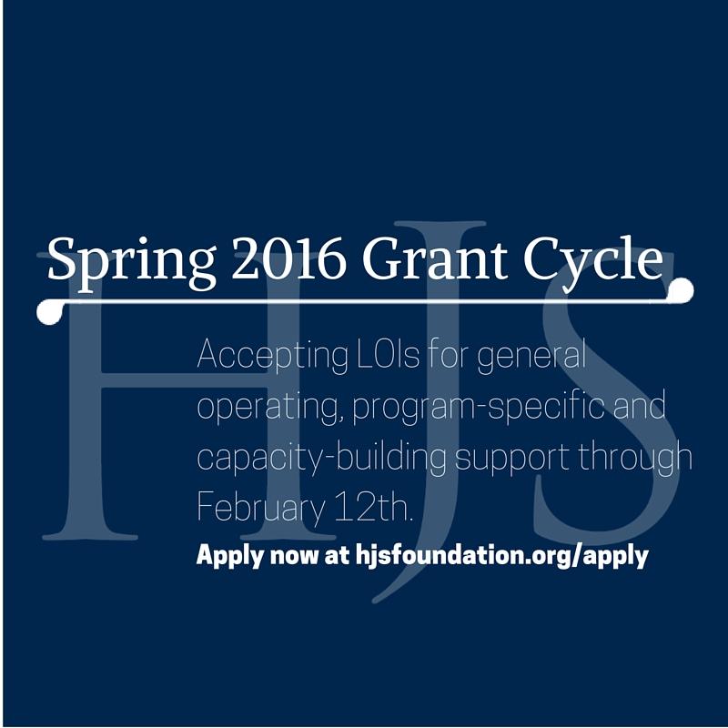 Spring Grant Cycle 2016 Open.jpg