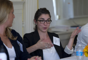 Kerry & peers at  Exponent Philanthropy's Next Gen Fellows conference