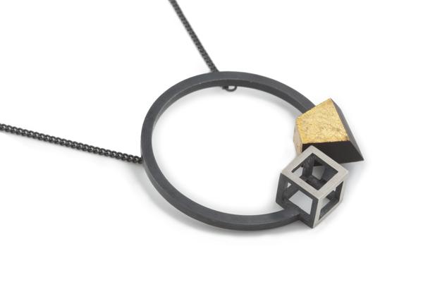 Round ebony cube necklace_Stephanie_Ray_Design_Hunter.jpg